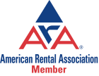 Equipment Rental in Auburn, Indiana, Garrett, Kendallville IN - We are members of the American Rental Association