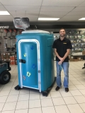 Rental store for Portable Restroom, child size in Auburn IN