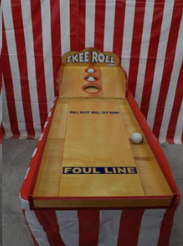 Where to find SKEE BALL GAME in Auburn