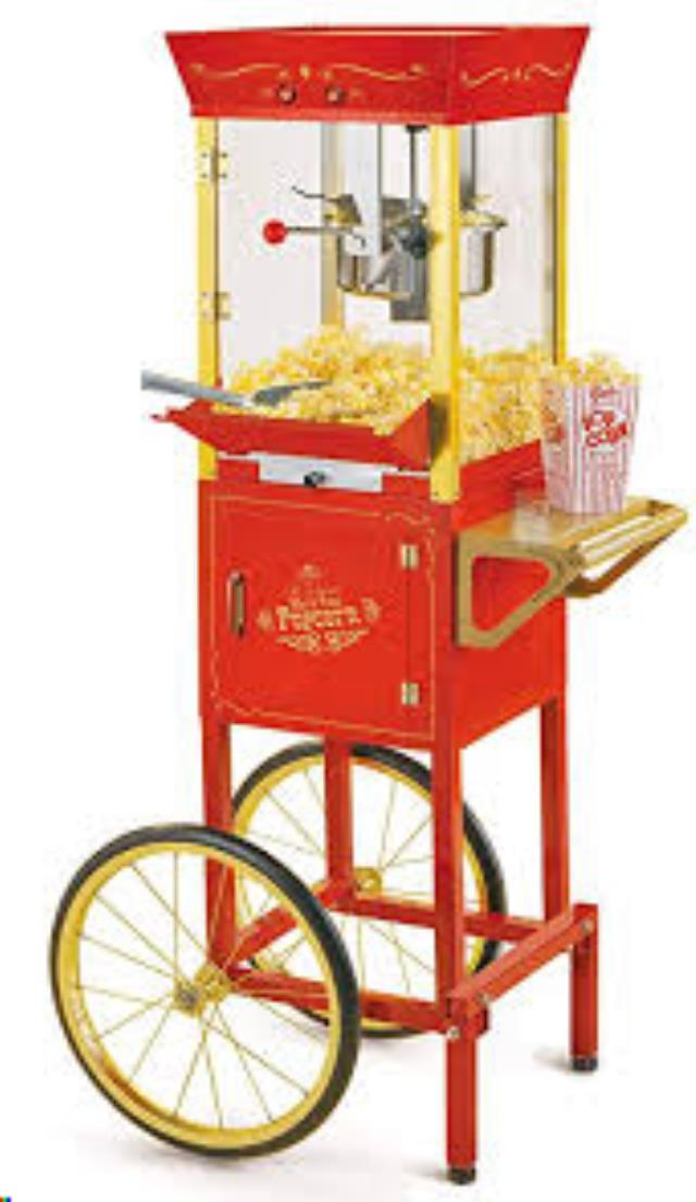 Where to find Circus Cart Popcorn Maker in Auburn