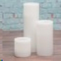 Rental store for Flameless LED Pillar Candle s  3x3 in Auburn IN