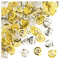 Rental store for SCHOOL BUS YELLOW SWIRL CONFETTI in Auburn IN