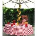 Where to rent 82 rd Red Gingham Plastic in Auburn IN