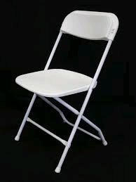 Where to find White Samsonite Folding Chair in Auburn