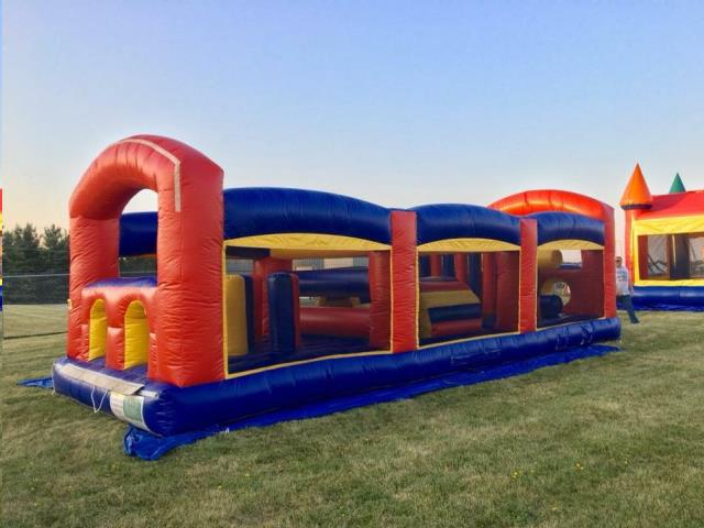 Where to find Obstacle Course, Inflatable in Auburn