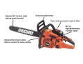Where to rent CHAINSAW, 50.1CC, 20 in Auburn IN