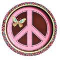 Where to rent 8ct 7  Hippie Chick Bday Plate in Auburn IN