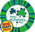 Where to rent 60ct St. Pattys Day Cheer Plates in Auburn IN