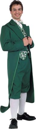 Where to rent Green Leprechaun Costume in Auburn IN