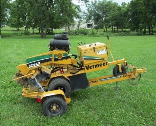 Where to rent Self Propell Stump Cutter in Northeast Indiana, Auburn IN, Kendallville IN, Waterloo IN, Butler IN, Ft. Wayne IN, Angola, Garrett, Fremont IN