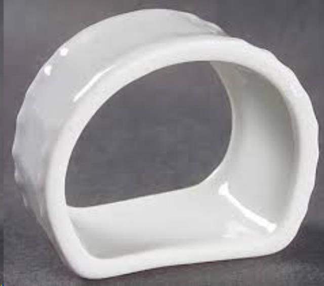 Where to find White Napkin Ring in Auburn
