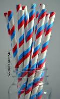 Where to rent Red, White, Blue Straws in Auburn IN