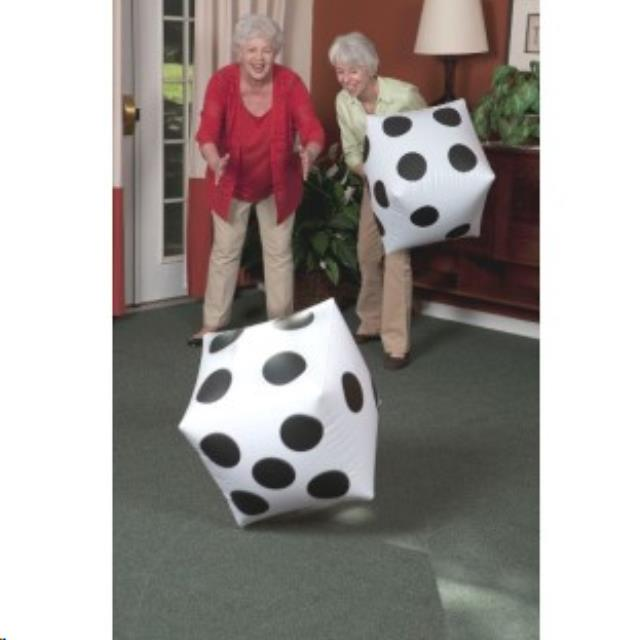 Where to find Giant Inflatable Dice set of 2 in Auburn