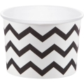 Rental store for 6CT 4OZ. CHEVRON TREAT CUP in Auburn IN