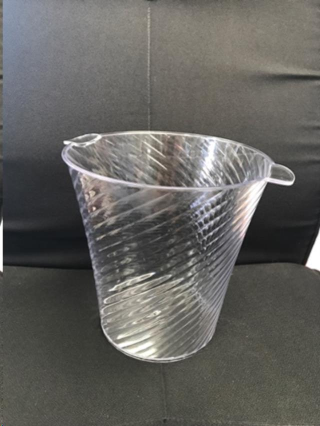Where to find 1QT CLEAR SPIRAL WINE   ICE BUCKET in Auburn
