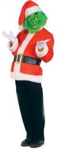 Rental store for Grinch Santa Costume in Auburn IN  sc 1 st  Auburn Taylor Rental & COSTUME Rentals Auburn IN Where to Rent COSTUME in Auburn IN ...